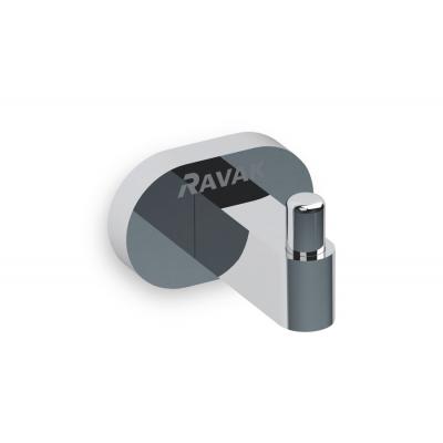 Одинарный крючок Ravak CHROME, X07P320