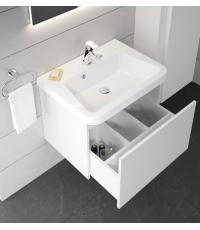 Мебельная раковина с отверстием Ravak 10° 550, white, XJI01155000