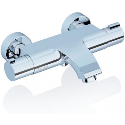 Термостатический настенный смеситель для ванны без лейки 150мм Ravak TERMO TE 082.00/150, X070046