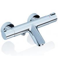 Термостатический настенный смеситель для ванны Ravak TERMO, X070047