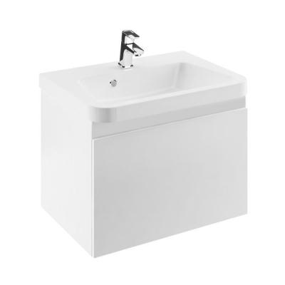 Шкафчик под умывальник Ravak SD 10° 650 белый, X000000736