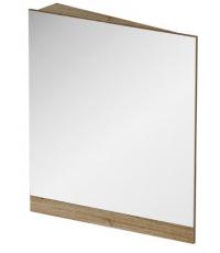 Зеркало Ravak 10° 550, темный орех, левое, X000001072