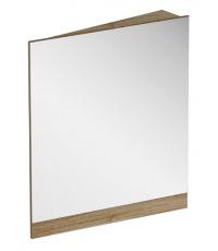 Зеркало Ravak 10° 550, темный орех, правое, X000001075