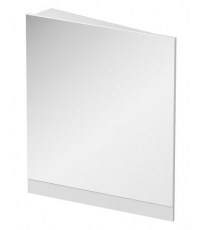 Зеркало Ravak 10° 550, белое, левое, X000001070
