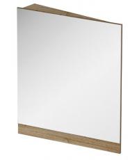 Зеркало Ravak 10° 650, темный орех, левое, X000001078