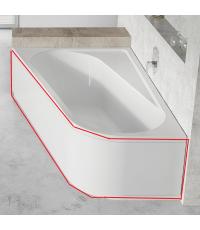 Панель для ванны Ravak CHROME 160x105 L, CZA5100A00