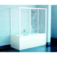 Боковая стенка для ванной Ravak SUPERNOVA APSV-70 Grape, профиль сатин, стекло, 95010U02ZG