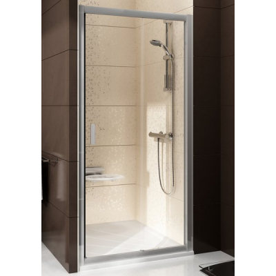 Душевые двери Ravak BLIX BLDP 2 - 120 R-L белый+transparent
