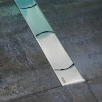 Душевой канал Ravak CHROME 300, нержавеющая сталь, X01426