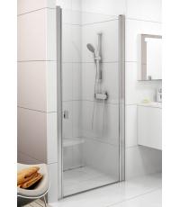 Душевая дверь Ravak CHROME CSD 1 - 80 Transparent, полированный алюминий, безопасное стекло, 0QV40C00Z1