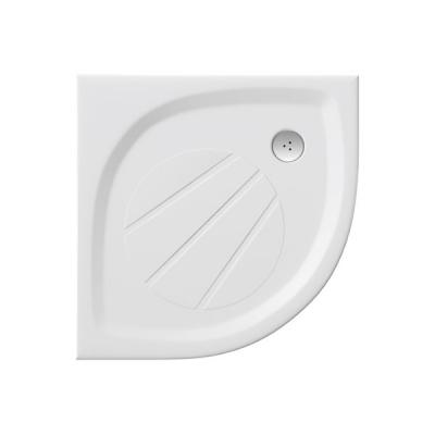 Поддон для душевых кабин Ravak GALAXY ELIPSO Pro 90 , полукруглый, литой мрамор, XA237701010