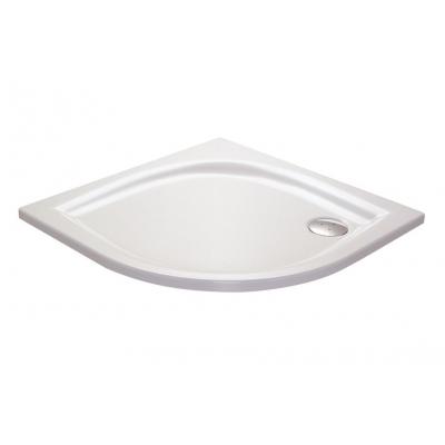 Поддон для душевых кабин Ravak GALAXY ELIPSO 90 PAN, полукруглый, акрил, A227701410