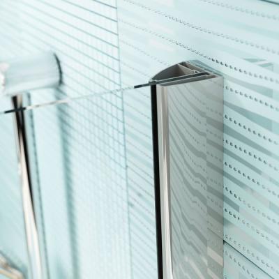 Душевые двери Ravak SMARTLINE SMSD 2 - 90 B-R Transparent, безопасное стекло, хром, 0SP7BA00Z1
