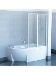 Шторка для ванны Ravak VSK2 ROSA II - 170 R Rain, 76PB010041