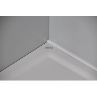 Заглушка для декоративной планки 10 мм, XB430001001