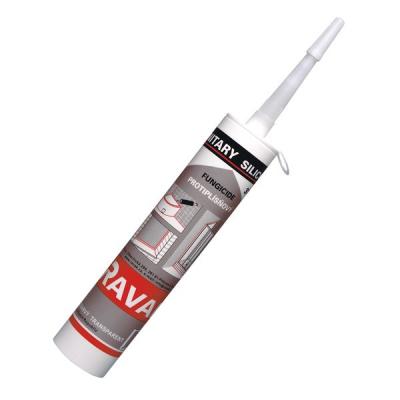 Силиконовый герметик RAVAK Professional 310 ml, прозрачный, X01201