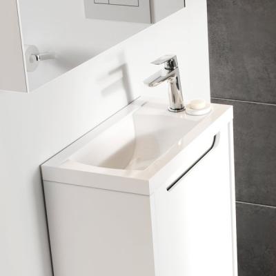 Умывальник Ravak CLASSIC MINI 400 Белый с отверстием, XJD01140000