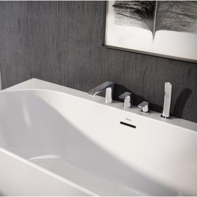 Смеситель для ванны Ravak Flat X070120