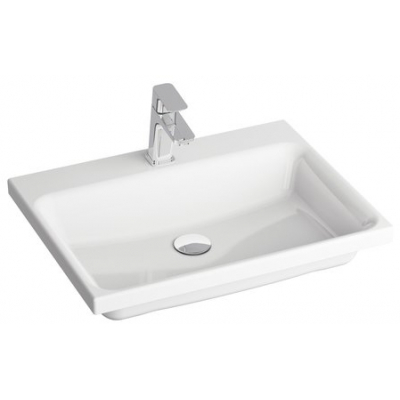 Умывальник Ravak Comfort 600 белый, XJX01260001