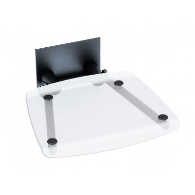 Сиденье для душа Ravak OVO-B, прозрачный/черный, B8F0000045