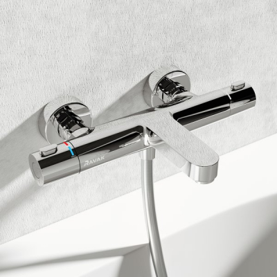 Смеситель настенный термостатический для ванны без гарнитуры Termo 300, X070097