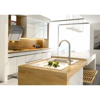 Смеситель кухонный с боковым переключателем Ravak KM 016.00, X070039
