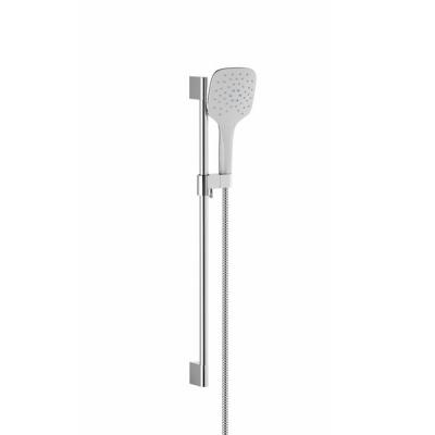 Душевой гарнитур - шланг 150 см, душевая лейка Air (3 функции), держатель (70см), X07S002